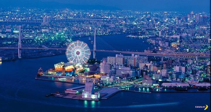 Osaka Strip затмит Лас Вегас и Макао!