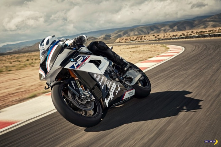 Красавец BMW HP4 Race superbike