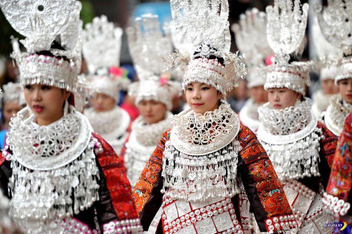 Фотографии из Китая