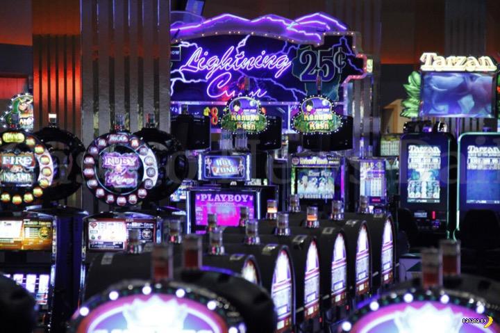 Будущее игровых автоматов