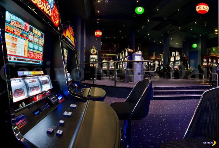 Анатомия игрового автомата