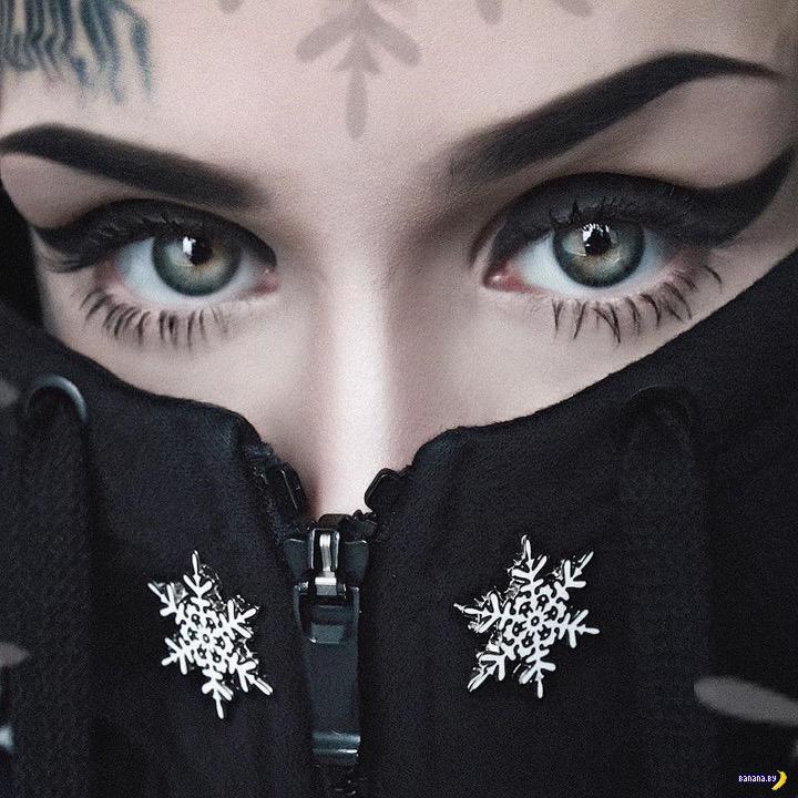 Татуировки на зависть - 82 - Монами Фрост
