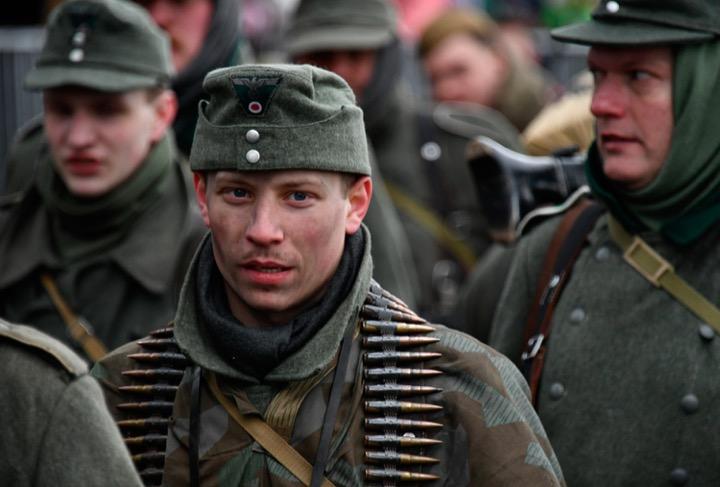 """Под Москвой построили свою """"Линию Сталина"""""""