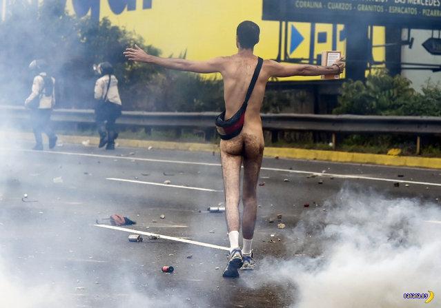 В Венесуэле продолжают чудить