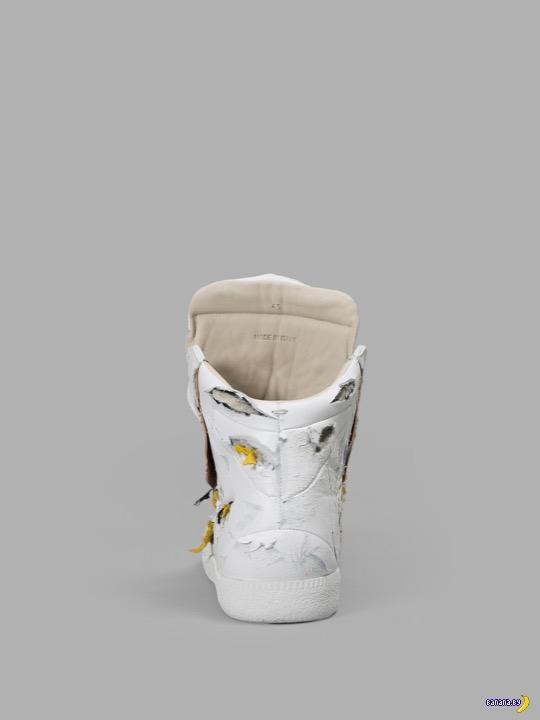 Кроссовки Maison Margiela для тех, кто в тренде