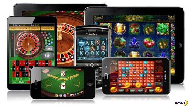 Плюсы и минусы мобильных казино