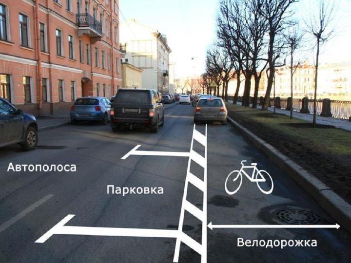 В Петербурге тоже собрались запускать велосипеды на ПЧ