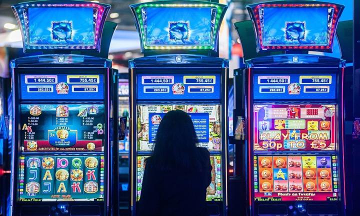 Классификация типов игровых автоматов