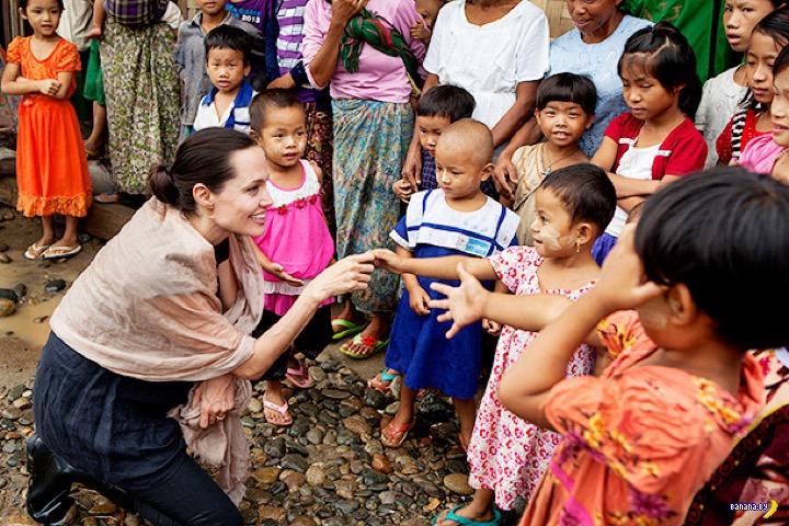 Джоли срочно нужен седьмой ребёнок