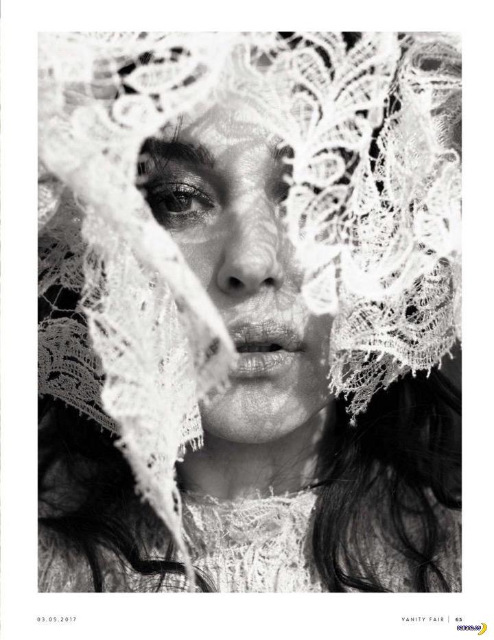 Моника Беллуччи для Vanity Fair Italia