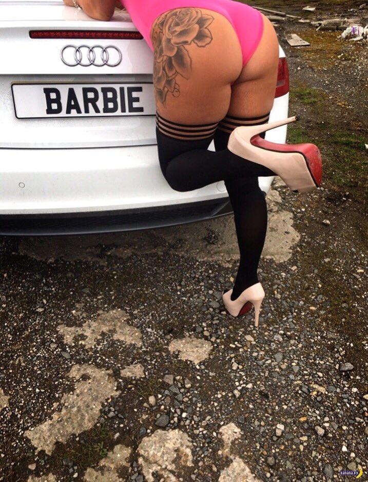 Очередная Барби, теперь по имени Хлоя