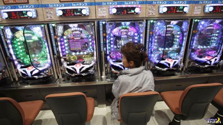 Игровые слоты будут доминировать в Японии