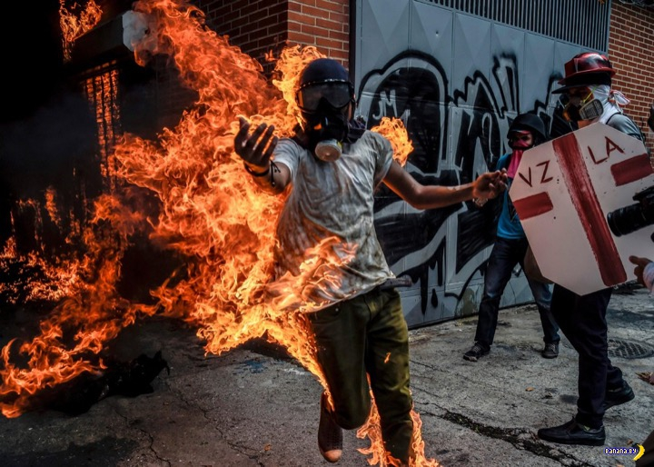 В Венесуэле всё очень плохо