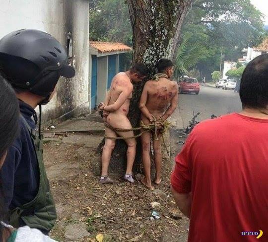 В Венесуэле совсем всё плохо