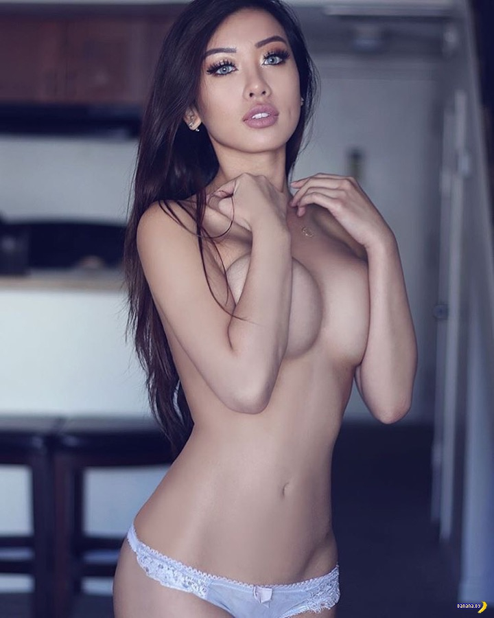 Линн Чу –королева Hand Bra!