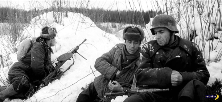 Какой ваш любимый фильм про войну?
