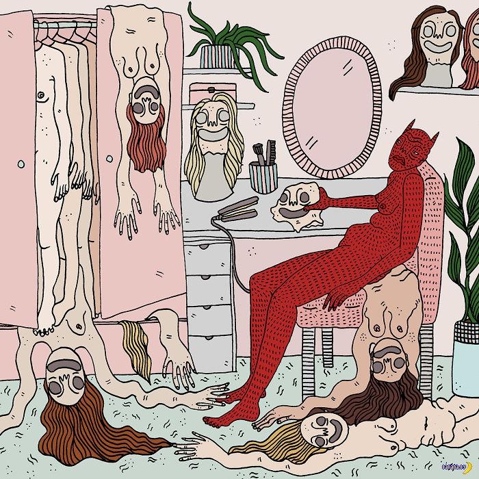 Современные девушки и их демоны