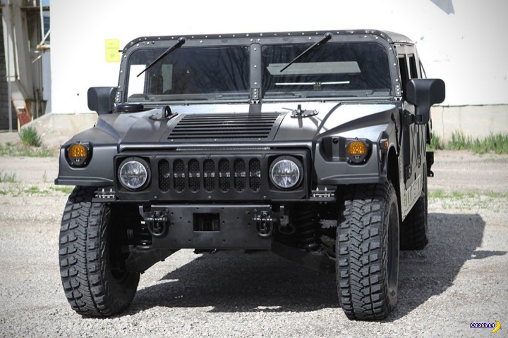 Возвращение Hummer H1