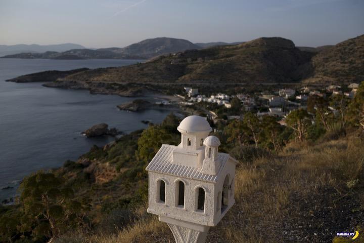 Убийственные дороги Греции