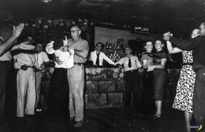 Развлечения времён Великой Депрессии