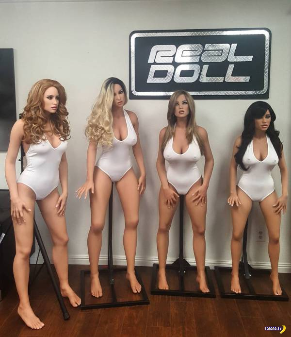 У Real Doll появилось новое важное умение!
