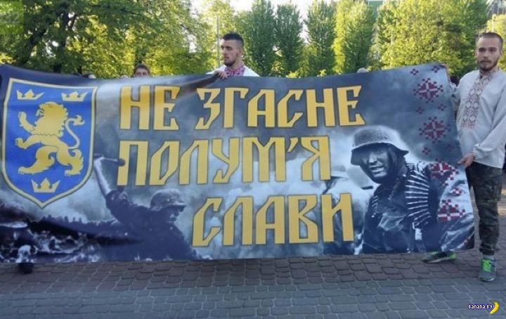 Символику дивизии SS в Киеве запрещать не стали