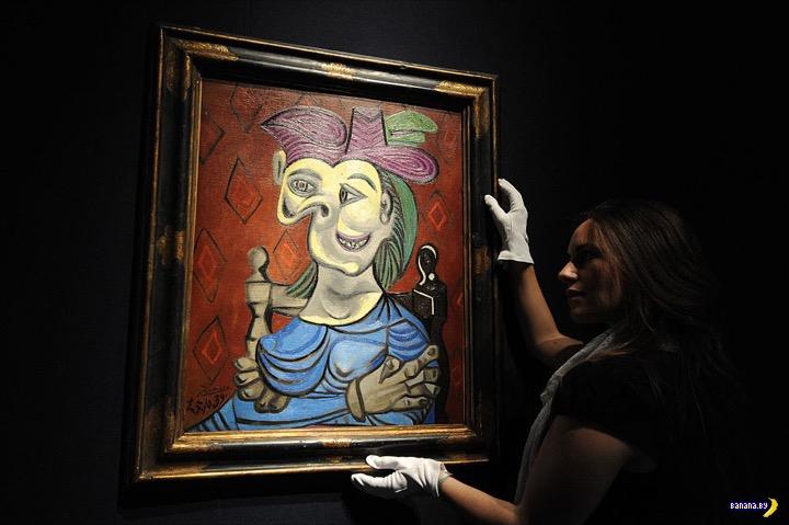 Потому что Пикассо!
