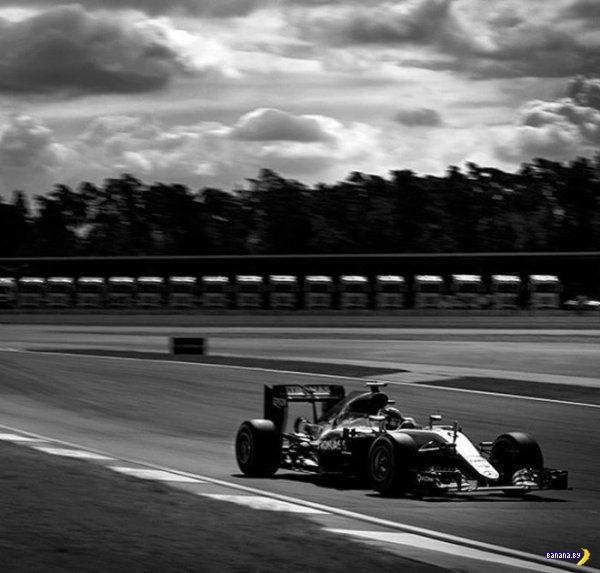 104-летняя камера и гонки Formula 1