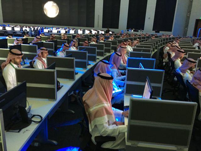 """Саудовские """"Диванные войска"""""""