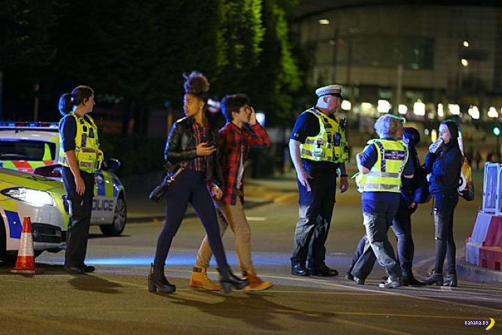 Взрыв в Манчестере –22 погибших