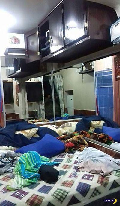 Лашкери тюрьмы в Гондурасе