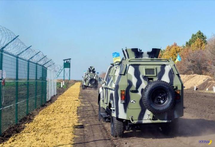 Украина продавливает визовый режим с Россией