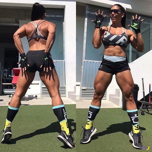 Спортивные девушки - 114