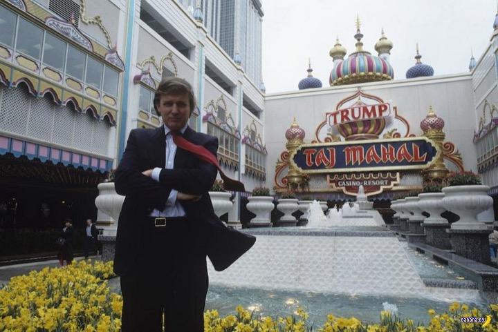 Казино Trump Taj Mahal подозревают в отмывании денег
