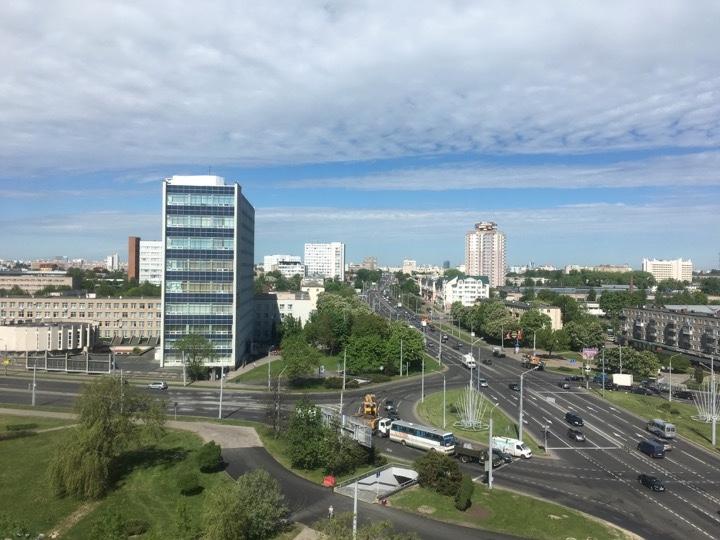 Погода: тепло и в Минске сухо!