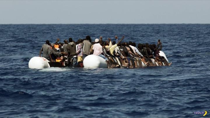 Неорганизованность убивает беженцев