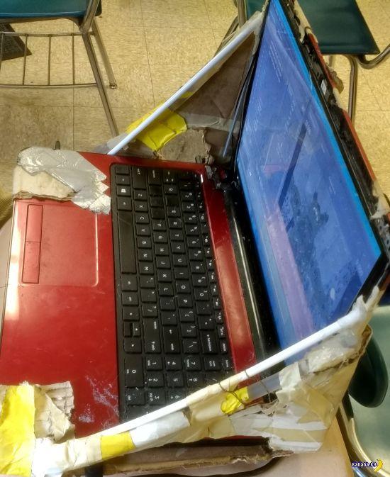 Ноутбук-зомби