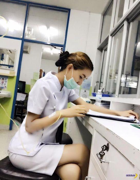 Слишком сексуальная чтобы работать в больнице