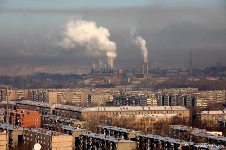 Лютый Челябинск