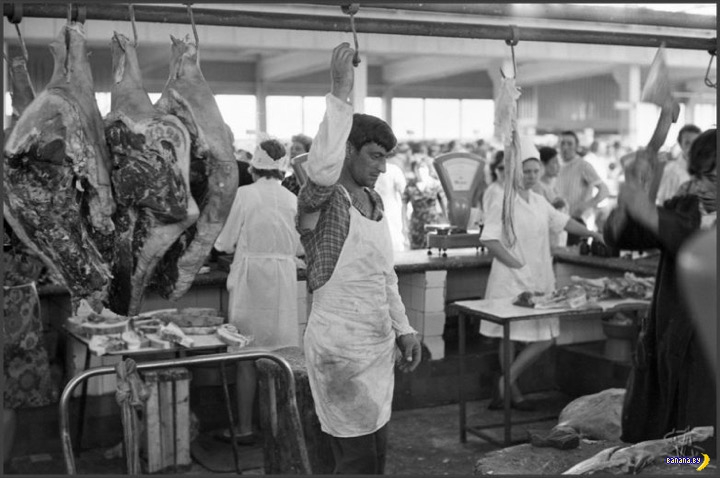 Советские рынки