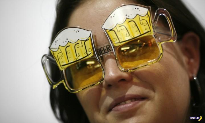 Пиво улучшает слух!