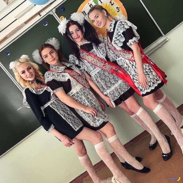 Выпускницы 2017 - 2