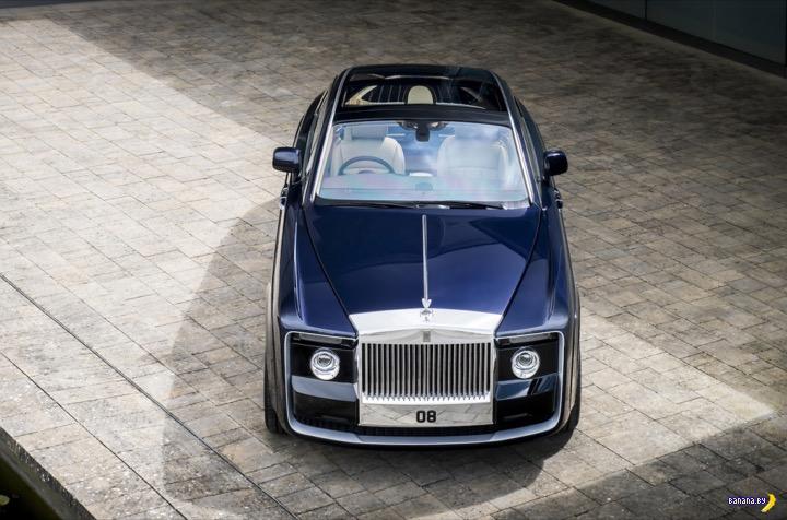 Невыносимо прекрасный Rolls-Royce Sweptail
