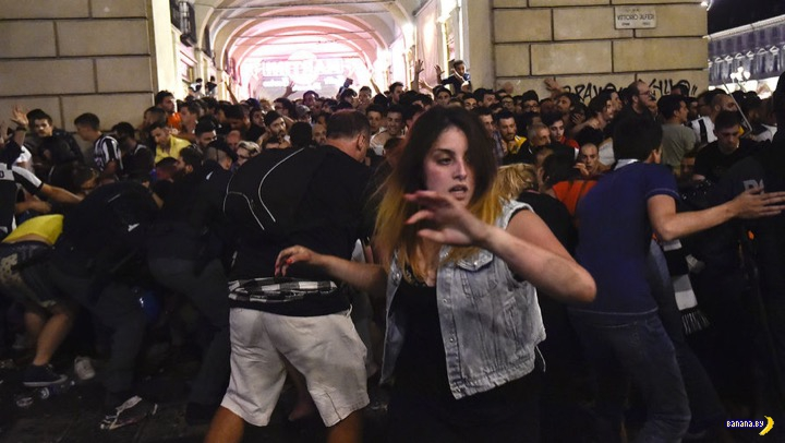 Названа причина трагедии в Турине