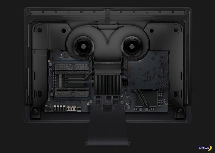 Компания Apple показала iMac Pro