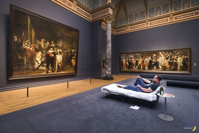 Подарок 10-миллионному посетителю музея