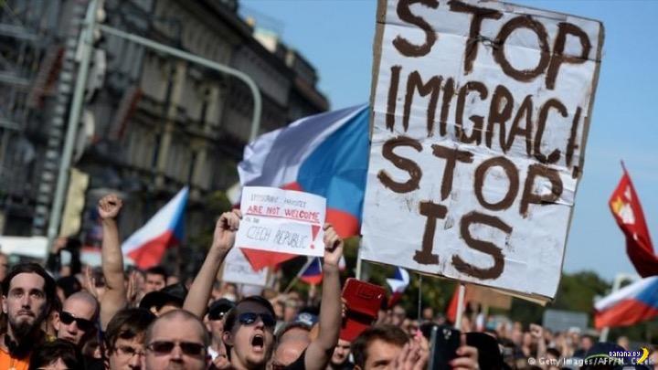 Чехия не хочет больше брать беженцев