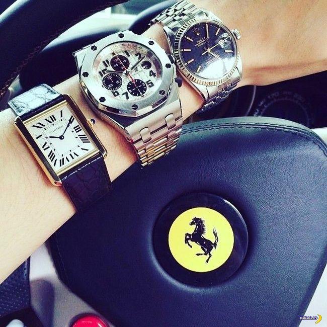 Богатые детки из Швейцарии