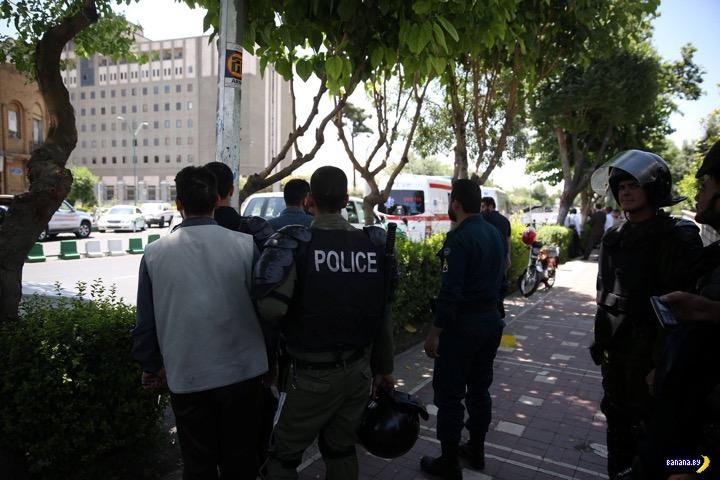 В Иране орудуют террористы