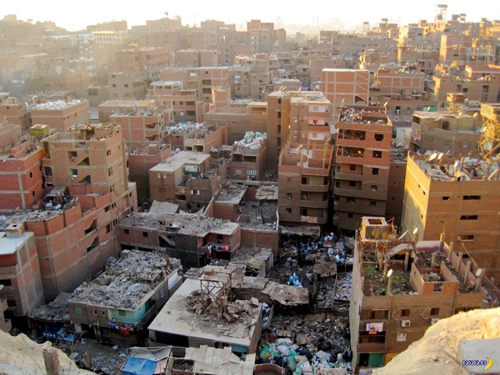 Особенности египетского небоскрёбостроения